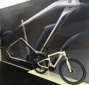 BMW Cruise e-Bike 2016 Spezifikationen und Preis 3100 €