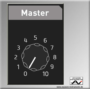 MOODULATOR - Master Volume