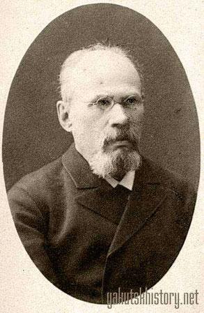 Алексей Михайлович Бриллиантов