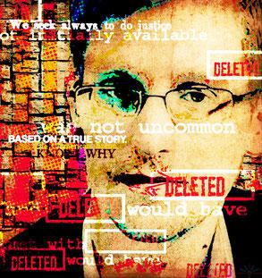 Das Ende des Traums vom freien Internet. Seit Edward Snowden heißt im Netz leben überwacht werden. Bild AK Rockefeller/flickr