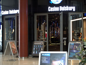 (c) 2013 Werner Langen - Eingang des Casino Duisburg