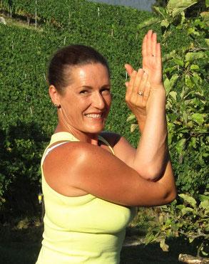 Regula Nowak-Speich, dipl. Yogalehrerin SYV BYV