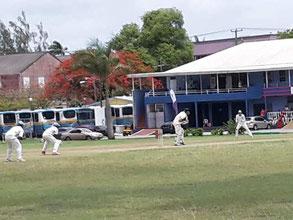 U19s in Barbados