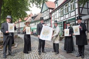 Historischer Markt Bad Essen - Historische Präsentation