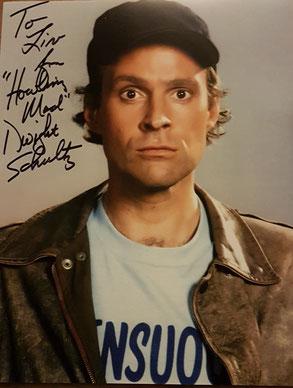 Autograph Dwight Schultz