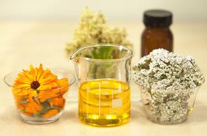 huiles végétales bio - côté nature 83