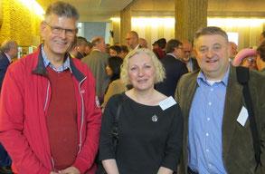 Karel Thieme, Hendrika Hoekstra & Ruud Lammers