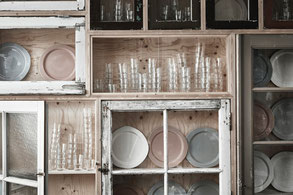 Collection Industriel - Design Piet Hein Eek pour Ikea