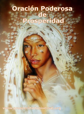 LIBRO DE ORACIÓN DIARIA - ORACIÓN  PODEROSA DE PROSPERIDAD  - PROSPERIDAD  UNIVERSAL - www.prosperidaduniversal.org