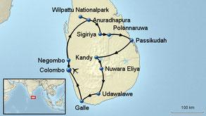 2 Wo Gruppenreise 1.Nacht Negombo am Meer, Safari im Wilpattu Wildpark, Anuradhapura, Sigirya u  Polonnaruwa Ostküste Passikudah, Kandy, Nuwara Eliya, Galle, Colombo Termine April & Mai 2018 Baden 4 Nä Negombo & Ostküste