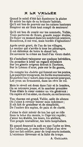 Copia del periodico FAVJ (Feuille d'avis della valle di Joux) del 24 luglio 1902**