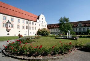 kloster beneditkbeuren, fassade