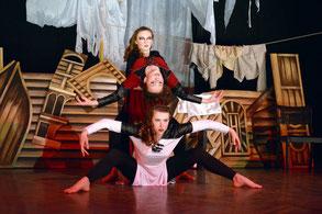 Трагедию «Медея» Л. Разумовской можно будет увидеть на фестивале в исполнении Образцового театра-студии «Параллель»