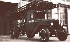Легендарная «Катюша» на базе автомобиля ЗИС-5