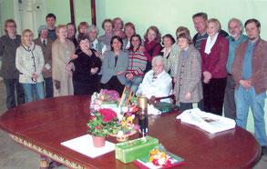 На 80-летии Валерии Афанасьевны Беланиной