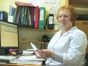 Ирина Владимировна, старший врач станции скорой помощи в Пушкине
