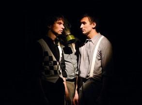 Театр «Птица» из Ижевска представит трагифарс по произведениям Р. Гальего