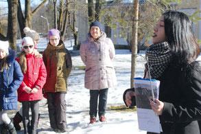 Рассказ об оккупации Слуцка (Павловска)