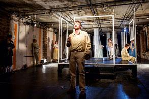 Театр-студия «Кумкуат» представит свое прочтение пьесы А. Чехова «Вишневый сад»
