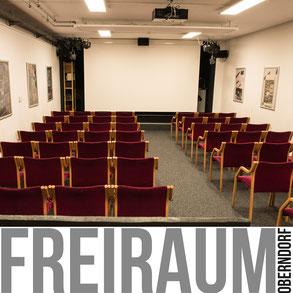 Freiraum Oberndorf - Bühne, Veranstaltungsort, Theater
