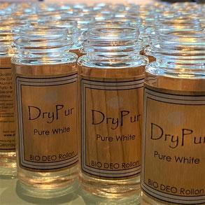 Herstellung Manufaktur ätherisches Öl Deo