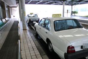 札幌運転免許試験場試験車両