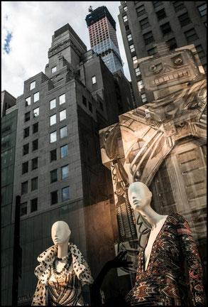 5th Avenue 2014 New York © Arina Dähnick