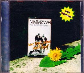 """CD 1988 """"Wer fragt schon nach Senf?"""""""