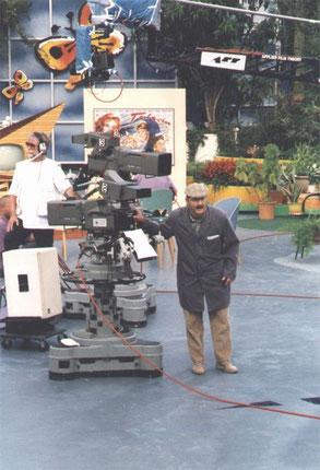 """Volker Schmidt-Bäumler als """"Werner Schnitzler"""" im Jahr 1997 im ZDF"""