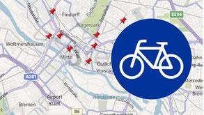 Hier gehts zum Radio Bremen Fahrradcheck!