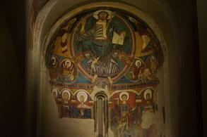 サン・クリメン教会の「壮厳のキリスト」