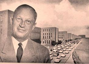 Heinrich Nordhoff einer der begnadeter Konzern-Chef