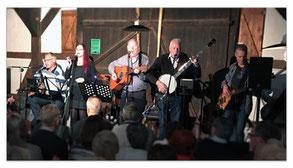 """St. Patrick's Day' mit der Gruppe """"Folk Rovers"""""""