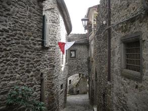 Bella Pontremoli, Toscana