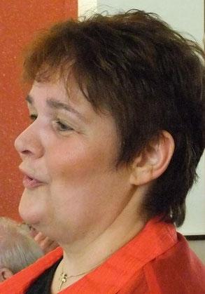 Gemeindereferntin Petra Gewert