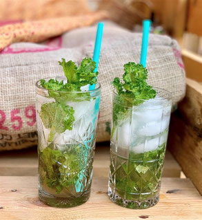 Mojito, Mojito Cocktail, Mojito Minze, Cocktail mit Minze, Original Mojito