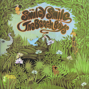 The Beach Boys / Smiley Smile (1967)