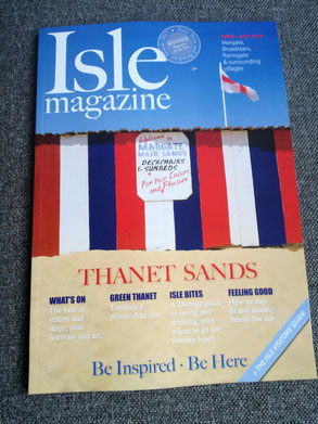 Isle Magazine, Be Here Be Inspired. Isle of Thanet, Broadstairs Apartments, Serviced Apartments blog post