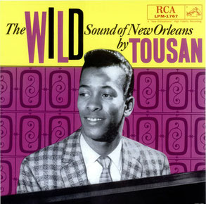 Allen Toussaint - 1958 / The Wild Sound of New Orleans