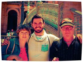 walking tour in Seville in English