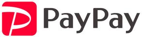 PayPay キャッシュレス決済のロゴ
