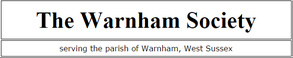 Link to The Warnham Society's website