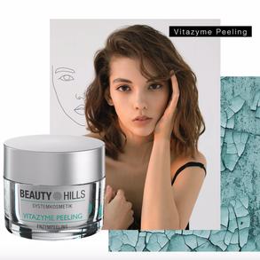 Beauty Hills, Kosmetik, Peeling, Enzympeeling, Fruchtsäure, Milchsäure, Salizylsäure, Aquapeelation, Mikrodermabrasion
