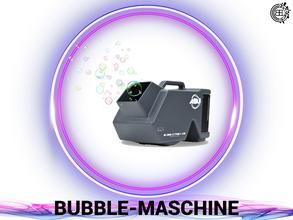 DJ, Eventtechnik, Ton, Video und Licht verleih.  Seifenblasenmaschine buchen.