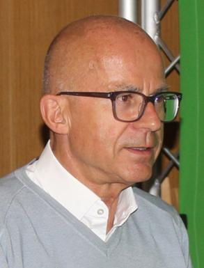 Andreas Narr, Studioleiter seit 1998. Bild: Johannes Thiede.