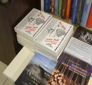 Der ganz reale Tod im örtlichen Buchhandel