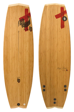 HB-Surfkite Anti 5'4""