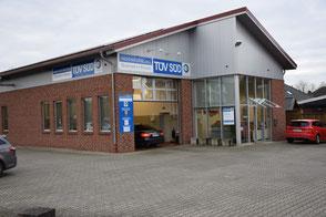 Kfz Prüfstelle Essen TÜV Süd Auto Partner