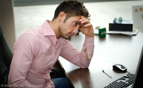 Chronischer Stress schwächt das Immunsystem
