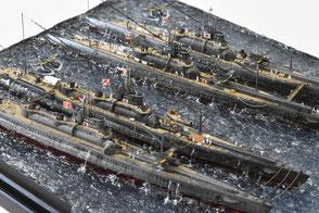1/700 日本海軍 駆逐艦 『雪風』◆模型製作工房 聖蹟